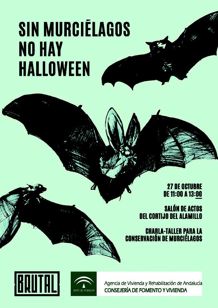 charla murciélagos