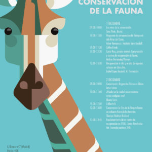 WORKSHOP 4: CONSERVACIÓN DE LA FAUNA- MADRID