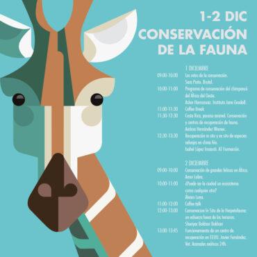 WORKSHOP 4: CONSERVACIÓN DE LA FAUNA
