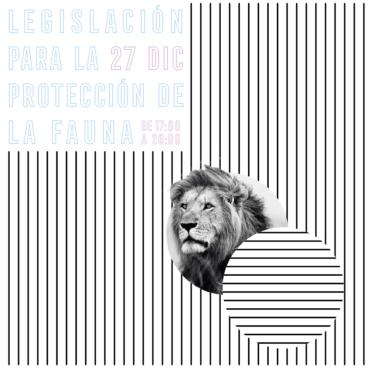CHARLA-TALLER: LEGISLACIÓN PARA LA  PROTECCIÓN DE LA FAUNA