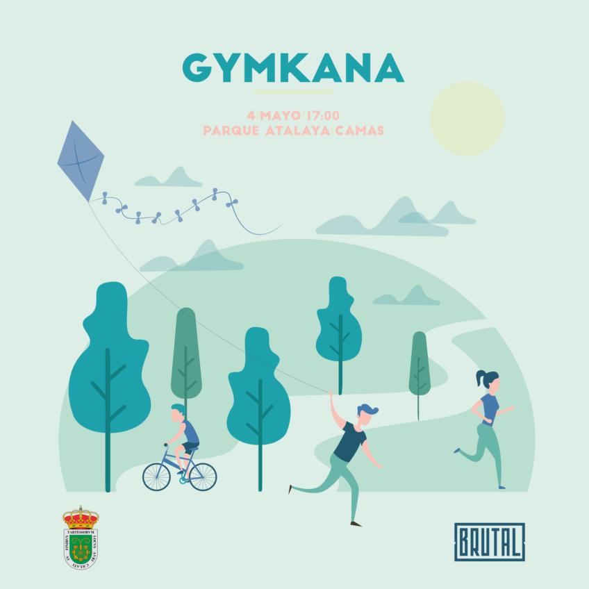 GYMKANA AMBIENTAL – PARQUE ATALAYA (CAMAS, SEVILLA)