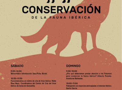 WORKSHOP 8: CONSERVACIÓN DE FAUNA IBÉRICA – MÉRIDA