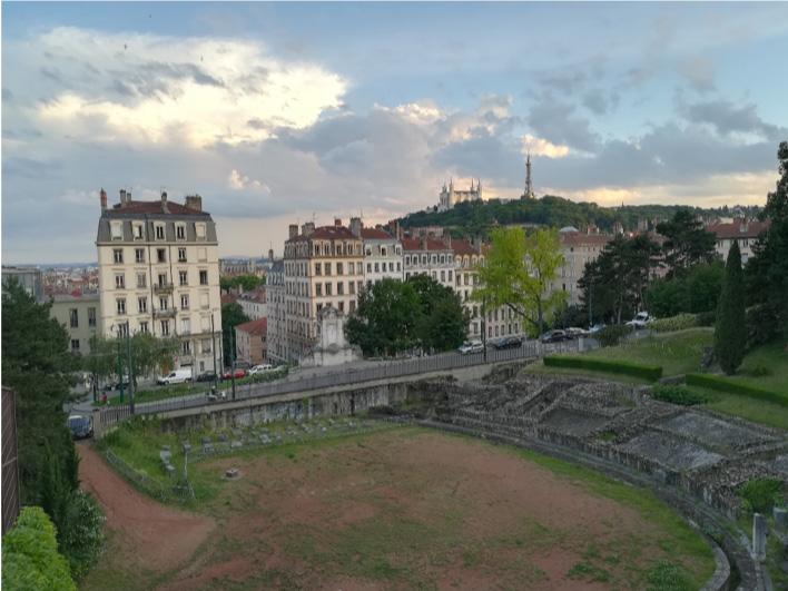 Monumentos y paisajes de Lyon