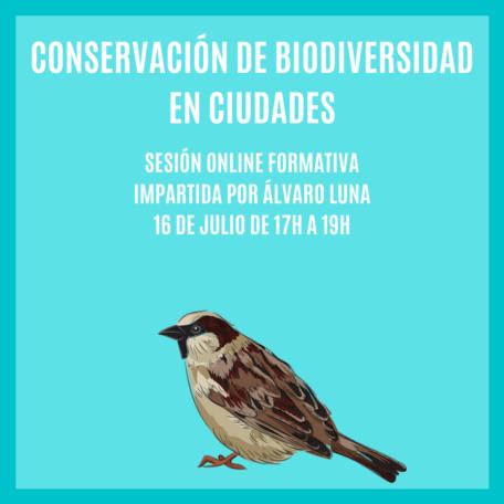 Biodiversidad Ciudades