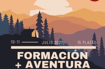 FORMACIÓN + AVENTURA EN SERRADILLA